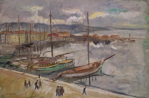 charles camoin paintings